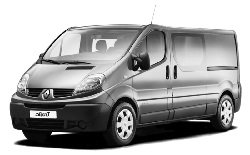 Renault Traffic, Mercedes Benz Vito (Dubb. cabine)<text>