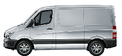 Mercedes Benz Sprinter<text>